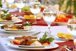 Catering-Party service
