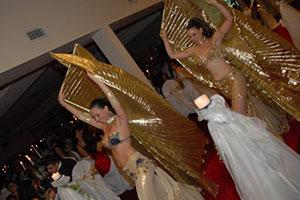 Esküvői műsor, tánc